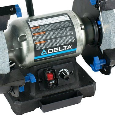 Delta 6in Bench Grinder Reviews Benches
