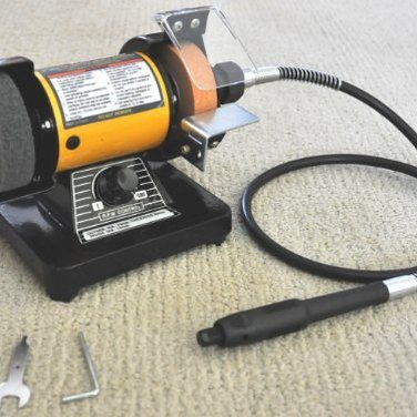 TruePower 199 Mini Multi Purpose Bench Grinder