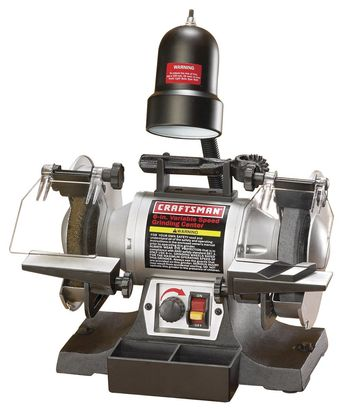 Craftsman-9-21154-Variable-Speed-Bench-Grinder