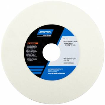Norton-Premium-White-Alundum-Bench-and-Pedestal-Grinding-Wheel-topbenchgrinders.com