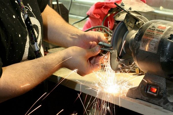 Can You Slow Down a Bench Grinder?